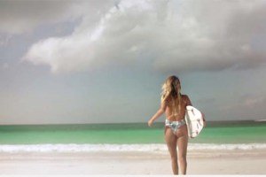 Alana Blanchard – #humanpartyanimals with Malibu Rum and Earthwatch