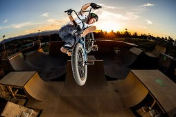 BMX Dream Yard 3 ft. Pat Casey