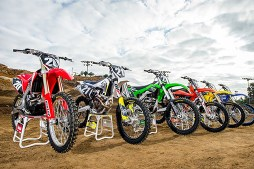 2018 TransWorld Motocross 250 MX Shootout
