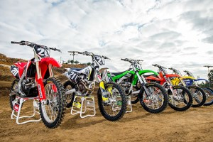 2018 TransWorld Motocross 250 MX Shootout