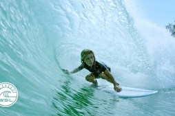 11-Year-Old Jackson Dorian at Kelly Slater's Surf Ranch