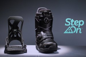 Burton Step On™ – Research & Development Process