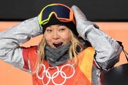 Chloe Kim Wins USA Halfpipe Olympic Gold