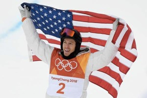 Shaun White Wins 3rd Olympic Gold Medal