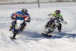 Racer X Films: Snow Biking with FXR