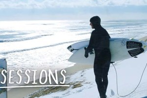 SURF SESSIONS: When a Historic Winter Sweeps the US East Coast.