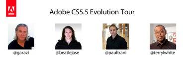 Adobe CS5 Evolution Tour