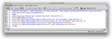 Enlace al CSS