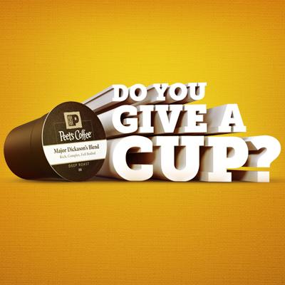 do you #GiveACup