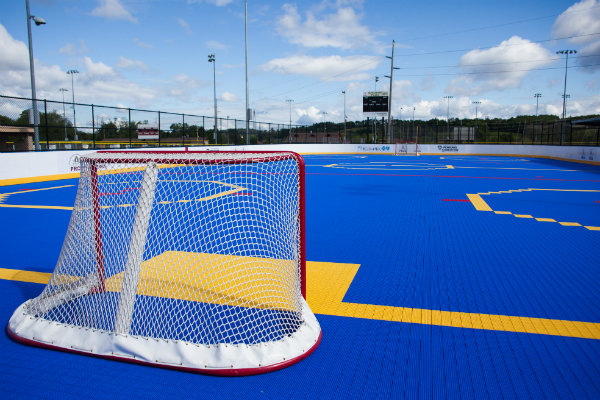 several parks and facilities in pittsburgh pennsylvania have dek hockey courts