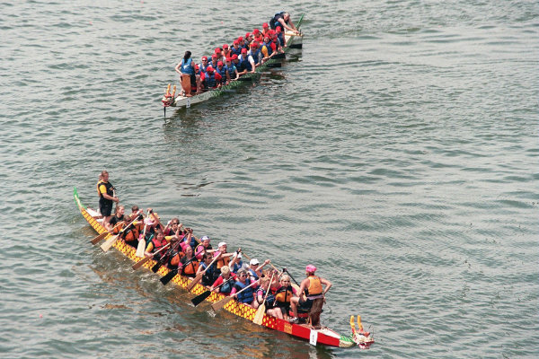 steel city dragon boating in pittsburgh pennsylvania
