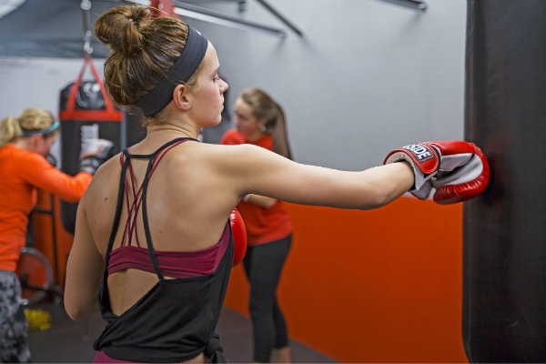 warriors fitness provides kickboxing classes in pittsburgh pennsylvania