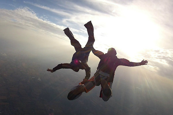 there are several skydiving centers near pittsburgh pennsylvanis