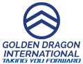 Golden Dragon International logo