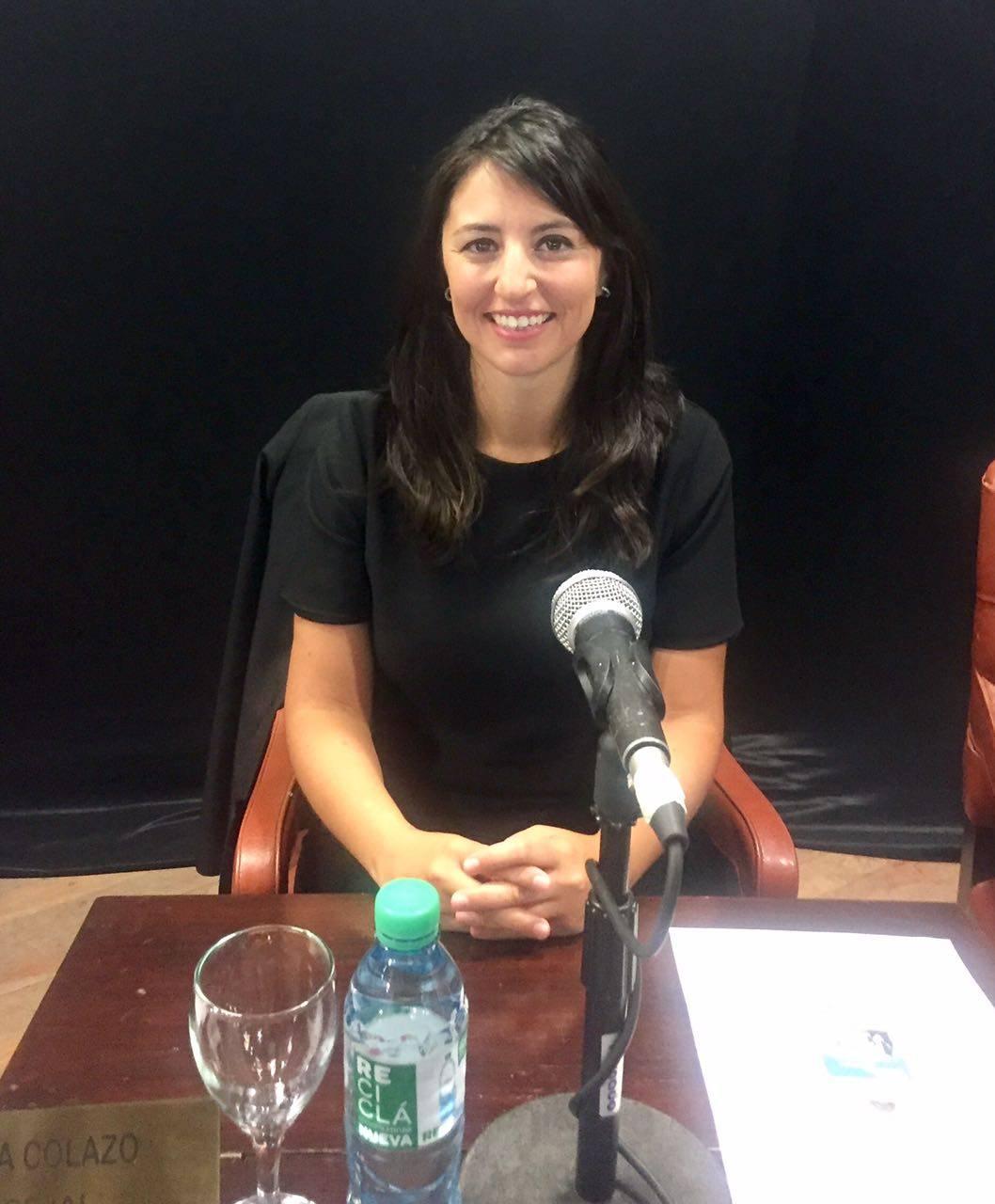 Concejal Laura Colazo