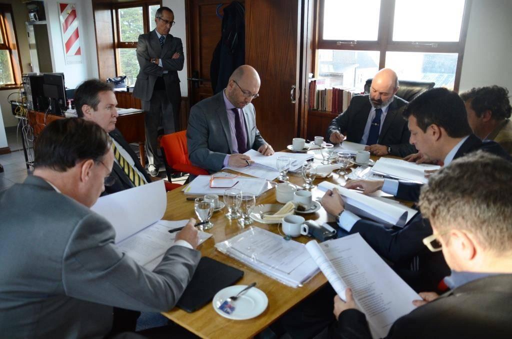 Reunion del Consejo de la Magistratura (3)