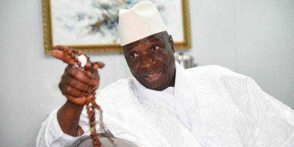 Buhari, Other West African Leaders Cannot Intimidate Me – Gambia Leader Yahyah Jammeh Boasts