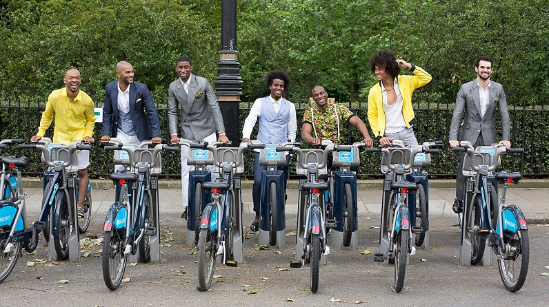 Caribbean Menswear Designer: MILLHOUSE Showcase in London SS15