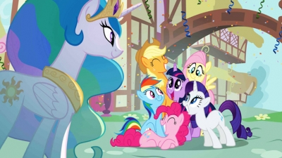 This show is for everypony?