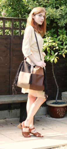 new look fringed bag look 1