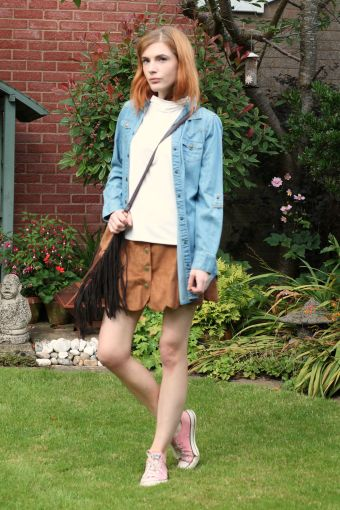 new look fringed bag look 3