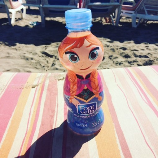 Cutest water bottle ever!