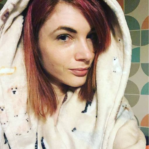 The cosiest new dressing gown