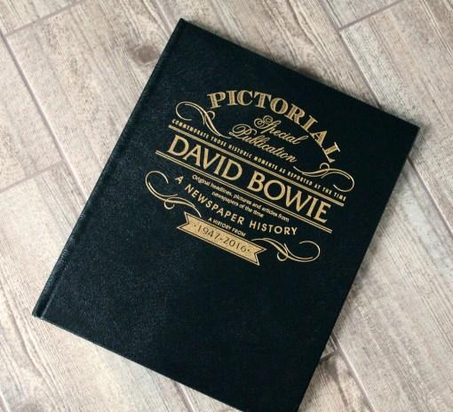 david bowie a newspaper history