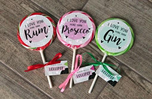 lollipop selection