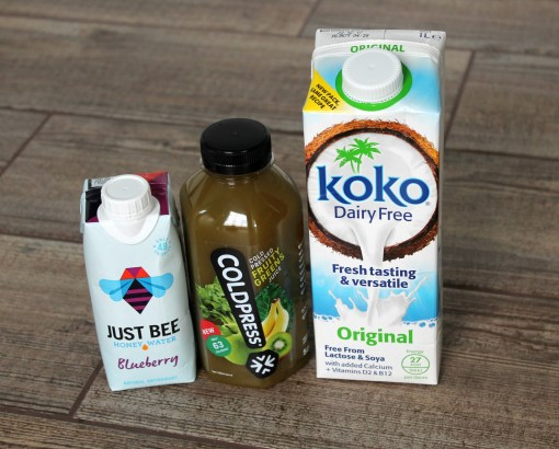 degustabox healthy drinks