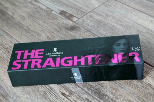 lee stafford the straightener