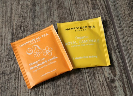 hampstead tea bags