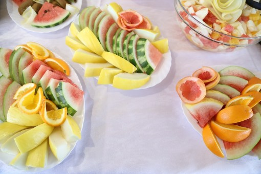 A Healthy Lifestyle Meal Fruit Salad Nutrition