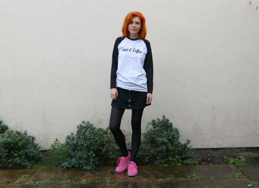 personalised baseball tee from yourdesign
