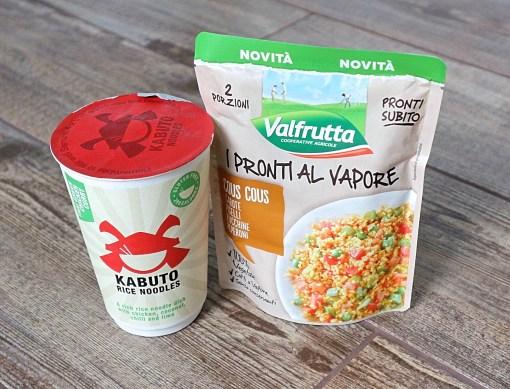 degustabox lunch ideas