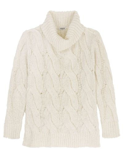 Cacharel Pull Col Roule En Maille Polo Neck Jumper, £221.10