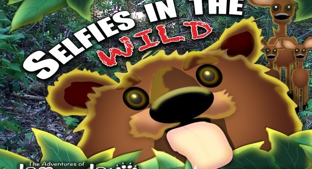 Selfies in the Wild Blog Tour and Book Review