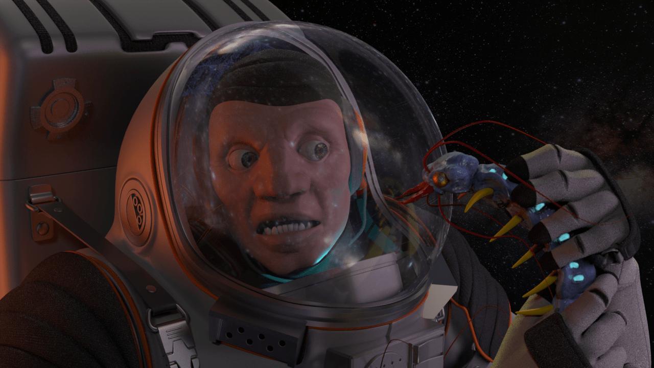 SpacemanRender