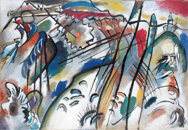 wassily kandinsky improvisation 28