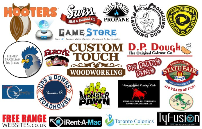Adam Chandler Media Client Logos