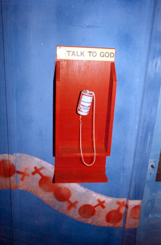 6. Talk to God phone