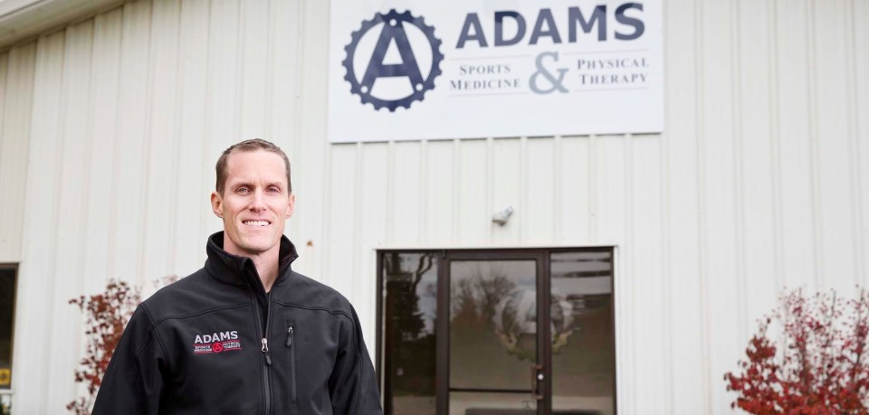 Dr. Brian Adams: Physical Therapist, Strength & Conditioning Specialist, Certified Bike Fit Specialist