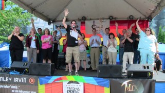 Tacoma Pride Festival 2012