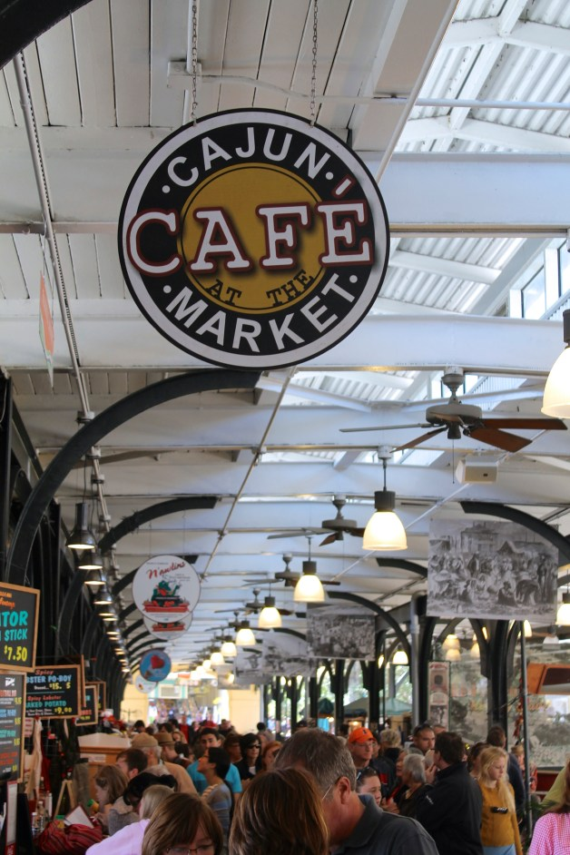 Review: Cajun Cafe at the Market in NOLA