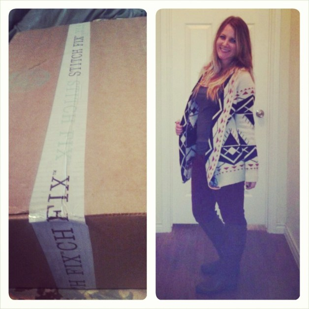 Personal Stylist? You Know It! (My First Stitch Fix)