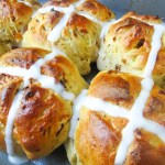 Hot Cross Buns! One a penny, two a penny…