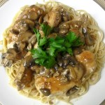 Classic Chicken Marsala with Mushrooms