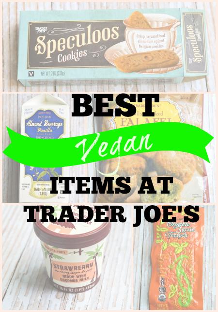 Vegetarian options at trader joe's