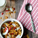 Coconut and Goji Berry Granola