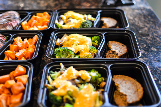 Food Prep Ideas for Hammer & Chisel or 21 Day Fix!